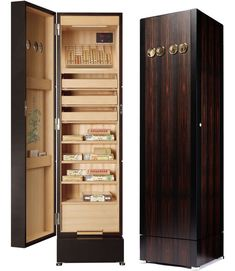 """BUBEN&ZORWEG is out with the Grand Connoisseur, a unique state-of-the-art humidification system. The setup is designed to give your """"high-quality cigars a perfect micro-climate controlled by precision electronics"""""""