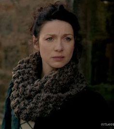 Claire Outlander Cowl