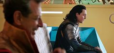 Imagine the Grandmaster putting you in the arena and forces Loki to watch