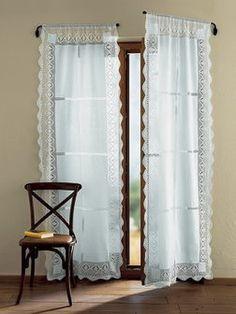 Vestir ventanas que abren hacia adentro? | Decorar tu casa es facilisimo.com