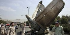 Passenger Plane Crashes On Takeoff, In Iran Killing 48 People
