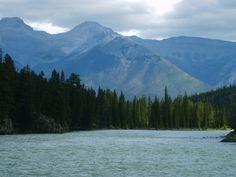 Lake Louise June 2007 June, Mountains, Nature, Travel, Naturaleza, Viajes, Destinations, Traveling, Trips
