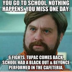 you can make your day awesome if you read these Funny Memes about life.These Funny Memes about life are so humor and able to make smile on your face.Scroll down and keep enjoy these Funny Memes about life.Read This Top 24 Funny Memes About Life Funny Memes About Life, Memes In Real Life, Funny School Memes, Funny School Videos, Funny Jokes, Funny Stuff, Funny Things, Funniest Memes, Funny School