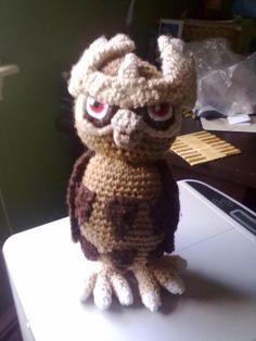#164 noctowl crochet