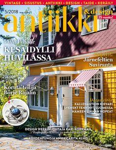 Antiikki & Design 5/2018. Kuva Riitta Sourander.