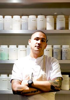 Chef Ryan Clift