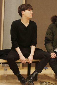 160123 #인피니트 Sunggyu - MBC Showtime Official Pictures