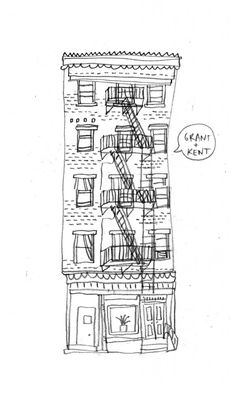#newyork #illustration #buildings http://www.feeldesain.com/all-the-buildings-in-new-york.html