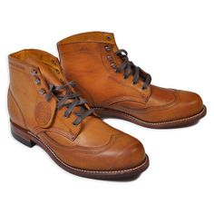 Smith + Butler | Addison Wingtip 1000 Mile Boots