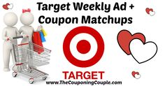 *HERE YOU GO!* Here is the NEW Target Ad for 5-1 to 5-7-16 with Coupon Matchups!  Click the link below to get all of the details ► http://www.thecouponingcouple.com/target-ad-for-5-1-to-5-7-16/ #Coupons #Couponing #CouponCommunity  Visit us at http://www.thecouponingcouple.com for more great posts!