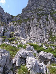 Ferrata na Alpspitze