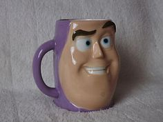 Buzz Lightyear mug Disney World Gifts, Toy Story Party, Buzz Lightyear, Coffee Mugs, Cups, 3d, Sweet, Shop, Etsy