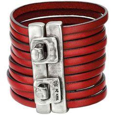 UNO de 50 Vaya Playa Red Bracelet RETIRED