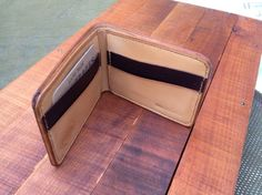 TC-26 Bifold Wallet via Texu Crafts. Click on the image to see more!