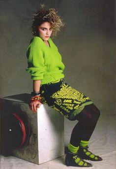 madonna, queen of pop, music, 1980s, 80s, 1984