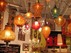 A roundup of retro lights
