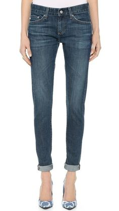 AG The Nikki Relaxed Skinny Jeans | Keaton Row