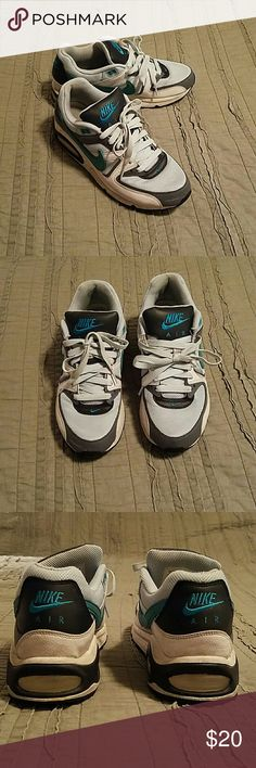 Nike Air Max '90 7.5 I love these shoes. Worn, but still have a very long life ahead of them. Nike Shoes Athletic Shoes