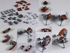 Droideka Instructions | Flickr - Photo Sharing!