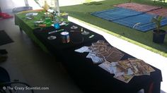 activity station ideas - science busking?