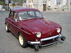 bordeaux avd Renault Dauphine Gordini 1