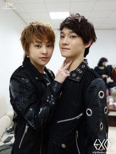 XiuMin, Chen...