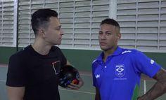Neymar assume que quando criança era torcedor do Palmeiras; assista