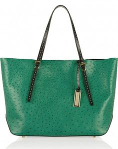 Borse verde smeraldo, shopper Michael Kors