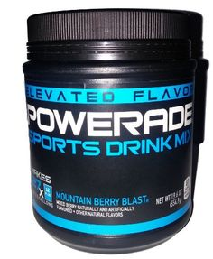 Powerade Sports Drink Mix Mountain Berry Blast Sports Drink Powder Mix 19.6oz Makes 2.5 Gallons (Pack of 3) -- Find out more at the image link.