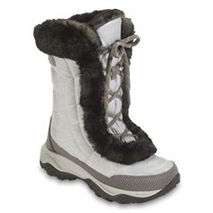 The North Face Girl's Nuptse Fur II Boots