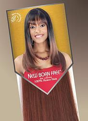 New Born Free Human Hair Blend Braids yakiCOLOR 33