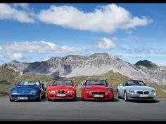 1988 1991 BMW Z1 BMW Z1 BMW Z3 BMW Z8 BMW Z4 Wallpaper