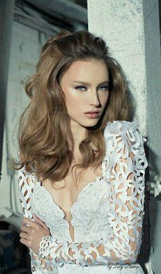 Lucys blog the haute stream...: Ada Hefetz Spring 2014 Bridal Collection