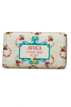Avoca soap