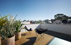 33 Ideas for Your Outdoor Space: Pergola Design Ideas and Terraces Ideas Roof Terrace Design, Terrace Floor, Roof Design, Design Art, Wood Pergola, Pergola Shade, Diy Pergola, Pergola Ideas, Terrasse Design