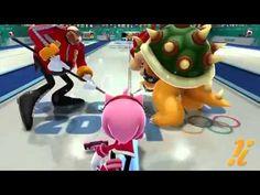 ▶ [Trailer] Mario et Sonic aux Jeux Olympiques de Sotchi 2014 - YouTube
