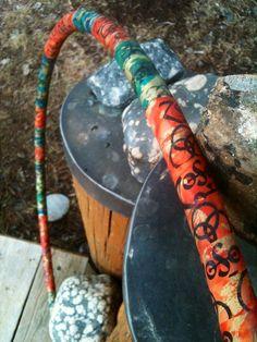 WHOLE LOTTA LOVE custom adult Hula Hoop  Led by TetonHoops on Etsy, $35.00