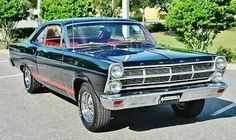 67' Ford Fairlane 500
