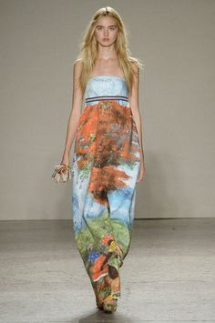 All The Gowns From Spring 2015 - NYFW