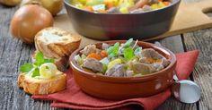 Recette de Irish stew (ragoût au mouton irlandais). Facile et rapide à réaliser, goûteuse et diététique. Ingrédients, préparation et recettes associées.