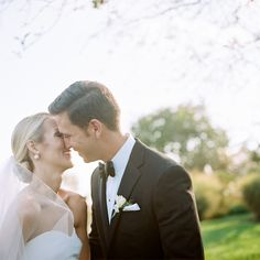 The Bride Wore Oscar de la Renta and Took Everyone's Breath Away!