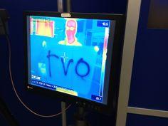TVO - Wir senden auch im Infrarotbereich! Aber nur auf der Oberfranken Ausstellung in Hof!