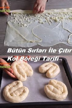 Pastry Recipes, Cooking Recipes, Pastry Art, Bread And Pastries, Pesto Pasta, Turkish Recipes, Food For A Crowd, Beautiful Cakes, Baked Goods