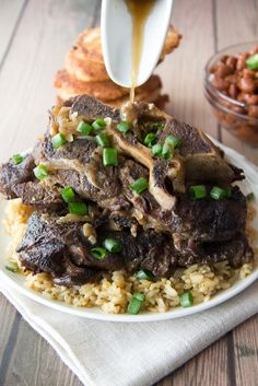 how to cook beef neck