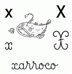 ALFABETO ILUSTRADO COM LETRA MAIÚSCULA, MINÚSCULA E CURSIVA | Cantinho do Educador Infantil