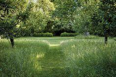 El jardín salvaje de Anna Wintour