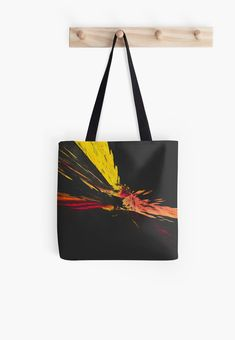 'The Mythicals No.13' All Over Print Tote Bag, print design by Asmo Turunen. #design #totebag #shoppingbag #atcreativevisuals