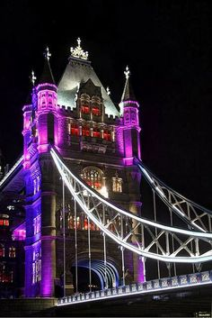 Beautiful Tower Bridge, London