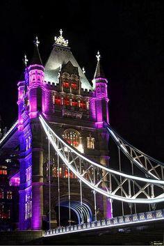 Beautiful Tower Bridge, London