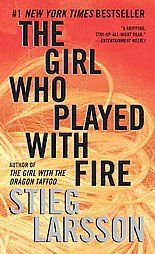 "Great book. Now on to "" The Girl Who Kicked the Hornets Nest"""